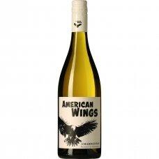 American Wings Chardonnay, 0,75 l