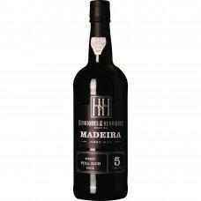Henriques & Henriques Finest Full Rich 5 YO Madeira, 0,75 l