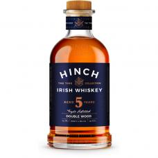 Hinch Whiskey 5YO Double Wood, 0,7 l