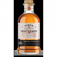 Hinch Whiskey Craft & Cask Imperial Stout, 0,7 l