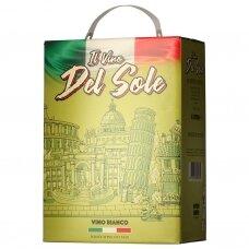 Il Vino del Sole Bianco Bag In Box, 3 l