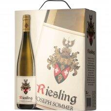 Joseph Sommer Riesling Rhein Bag In Box, 3 l