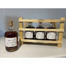 Lhéraud Cognac Terre et Bois VS, 0,7 l