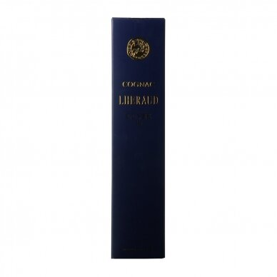 Lheraud Cognac Cuvee 10 YR, 0,7 l 3