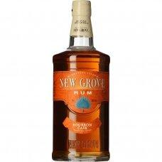 New Grove Bourbon Cask Rum, 0,7 l