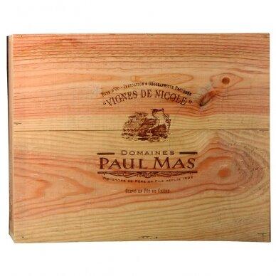 Paul Mas Vigne De Nicole Cabernet Sauvignon Merlot Vin De Pays, 0,75 l 2