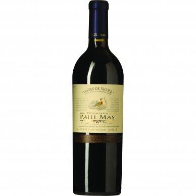 Paul Mas Vigne De Nicole Cabernet Sauvignon Merlot Vin De Pays, 0,75 l