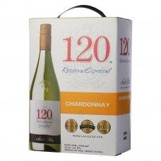 Santa Rita 120 Chardonnay Bag In Box, 3 l