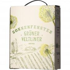 Sonnenfenster Grüner Veltliner Bag In Box, 3 l