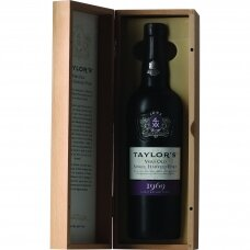 Taylor's Single Harvest Very Old Port 1969 Limited Edition, 0,75 l