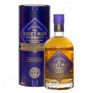 The Quiet Man 12 years old Single Malt Irish Whisky, 0,7 l