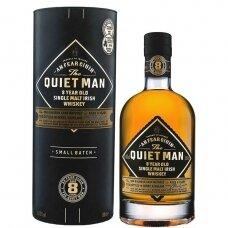 The Quiet Man 8 YR Old Single Malt Irish Whisky, 0,7 l